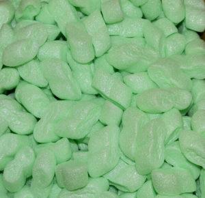 polystyrene verpakkingsmateriaal PS